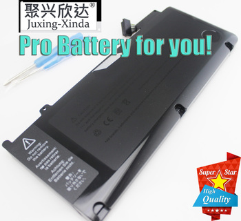 Laptop Battery A1322 For APPLE MacBook Pro 13  A1278 Mid 2009 2010 2011 2012 Battery+ Gift Screwdriver 63 5wh 10 95v a1322 a1278 battery for apple a1322 apple macbook pro 13 2009 2010 2011 mb991ll a mb990ll a mb990j a mc700 mc724