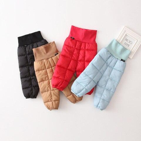 2019 bebe meninas calcas infantis quente para