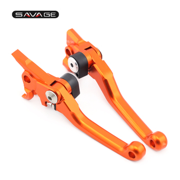Pivot Brake Clutch Lever For KTM 250 300 350 400 450 EXC EXCF XC SX SXF XCF XC-W XCF-W SMR Motorcycle Dirt Bike Off-road CNC cnc motorcycle alloy forged parking side stand kickstand spring for ktm exc exc f xc xc f xc w exc r xcf w xcr w excf xcw