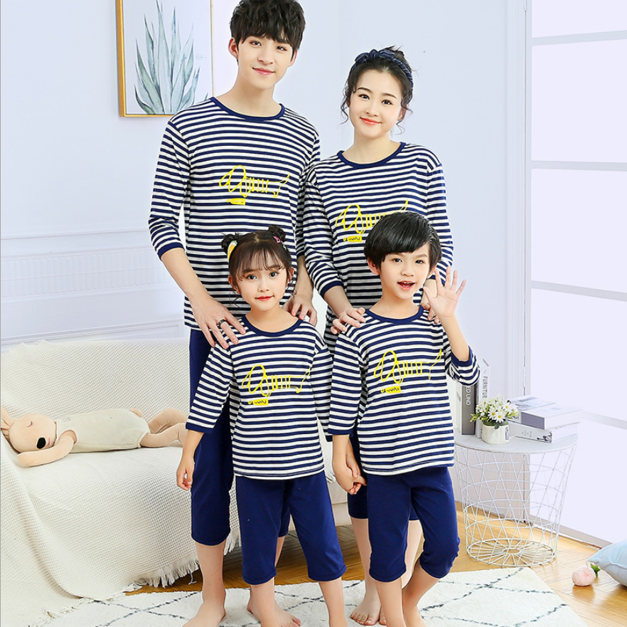 Details about  /Family Matching Adult Kid Cartoon Christmas Costume New Parent-Child M9I8