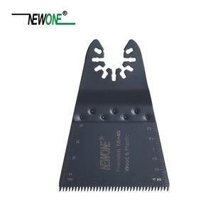 Image 4 - NEWONE Quick Release 32/45/65mm HCS E ตัด Precision Japan ฟัน oscillating เครื่องมือ SAW ใบมีด Multi Function Power เครื่องมือ