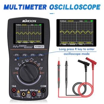 2 in 1 digital oscilloscope multimeter