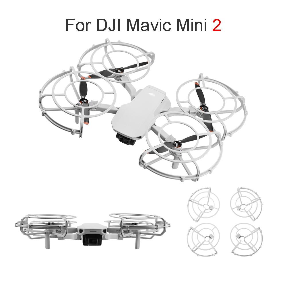 For DJI Mavic Mini 2 Drone Propeller Guard Quick Release Propeller Protective Ring Protector Cage for mavic mini 2 Accessory