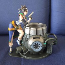 DNF Dungeon Fighter e Kiri Dungeon & Fighter Arad Anime Figura theLady Gioco Action Figure Modello