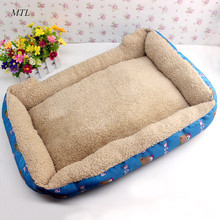 MTL Super comfortable Soft Cat Bed Winter House for Mini Puppy Pet Dog dog house Products