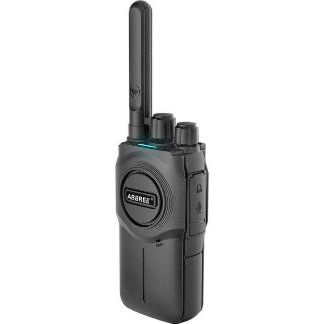 2pcsabbree ar-u1 mini walkie talki