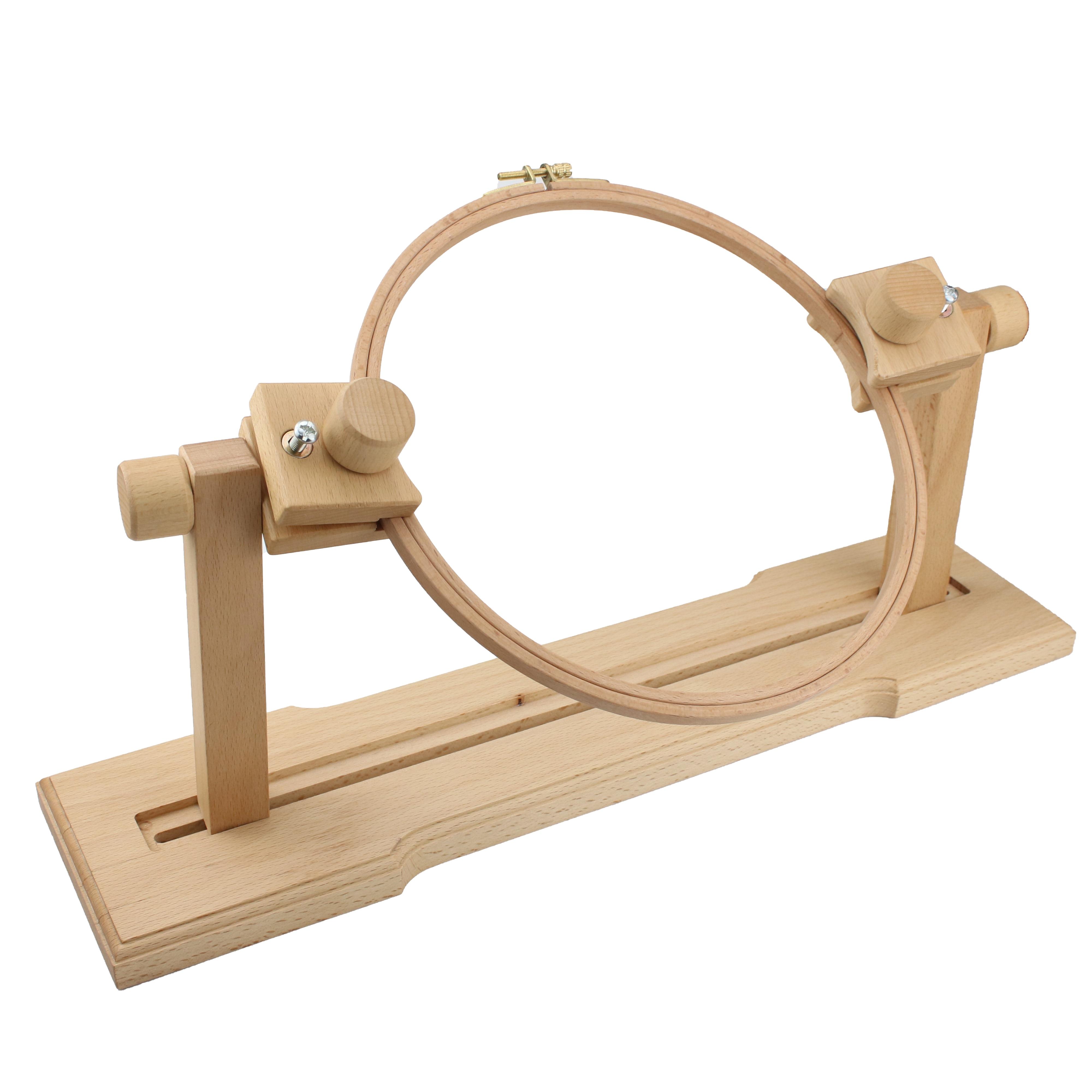 Подставка для вышивания обруча деревянная вышивка крестиком набор обручей для вышивки кольцо рамка регулируемые швейные инструменты стежки обручи|Швейные инструменты и аксессуары|   | АлиЭкспресс