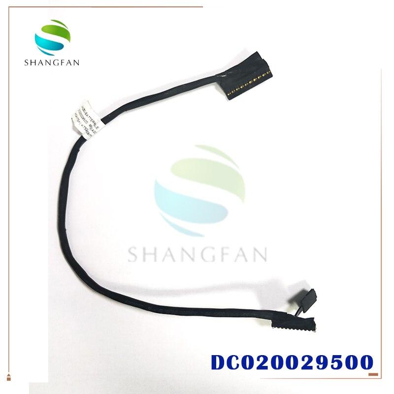 Оригинальный кабель аккумулятора для Dell Latitude 7270 7470 E7270 E7470 AAZ60 Battery line 049W6G 49W6G DC020029500