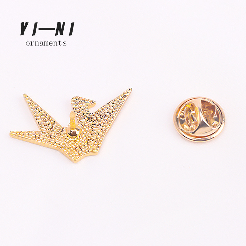 Bad Guy Thousand Paper Cranes Brooches for Women's Brooch Pin Jewelry Clothes Scarf Buckle Garment Accessories Fashion Jewelry-2