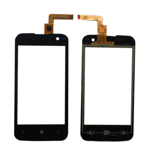 Image 4 - Touch Screen Glass For Archos 40 Cesium Touch Screen Front Glass Mobile Phone Touch Panel Lens Sensor Tools 3M Glue Wipes