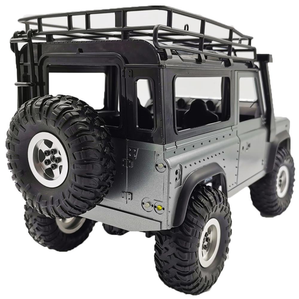 RCtown MN Model Metal Beadlock Wheels Rims For MN45 D90 91 96 99 99S 99A 1/12 Rc Car Model Spare Parts DIY