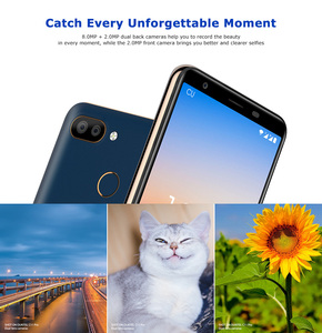 Image 5 - OUKITEL C11 Pro 4G Smartphone 5.5 inch 18:9 Android 8.1 Quad Core 3GB RAM 16GB ROM Cell phones 3400mAh Mobile Phone