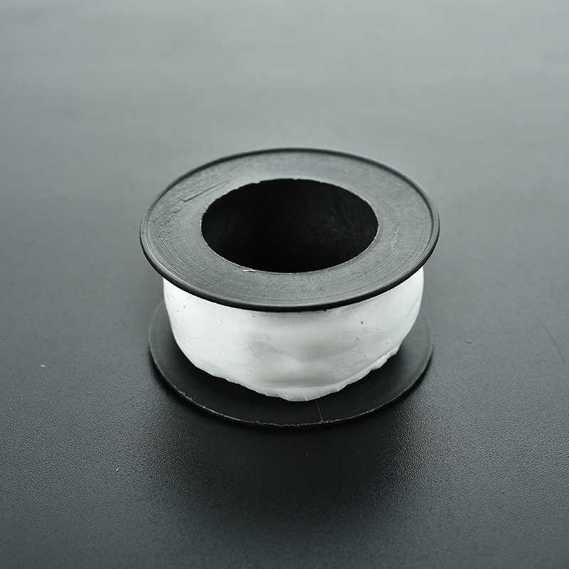 Black Shell Teflon Tape Polyethylene Sealing Tape Faucet Sanitary Ware Hardware Accessories Students Adhesive Tape|Auto Seals| |  - title=