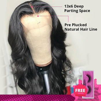 YYong  1x4& 13x1 Hairline Lace Wig Body Wave Lace Front Human Hair Wig Remy Brazilian HD Transparent Lace Wigs Middle Part 120% yyong 13x1 hairline straight lace front wigs 150% density 13x4 remy human hair lace front wigs transparent lace part wig 32in