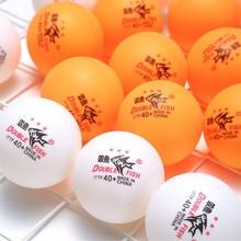 100 шт./пакет DF Профессиональный 3 звезды мячи для настольного тенниса ITTF утвержденный 40+ ABS шарики для пинг-понга Настольный теннис тренировочные мячи