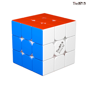 Image 2 - Qiyi Valk3 エリート m 3 × 3 × 3 磁気マジックキューブ Valk3 m エリート磁石スピードキューブを valk 3 エリート m 3 × 3 キューブパズルプロキッチン