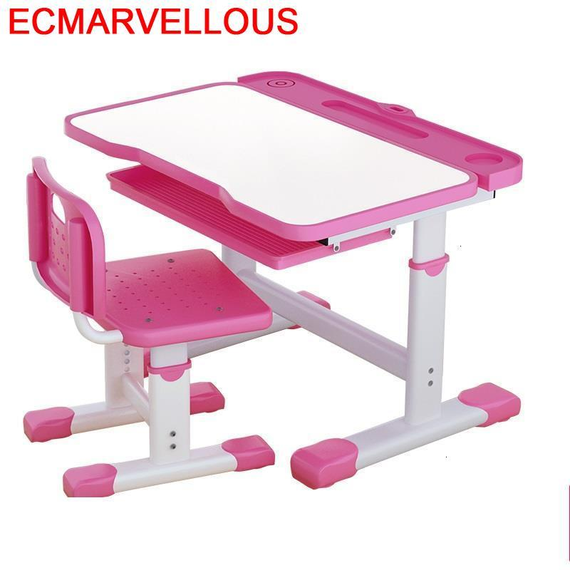 Children Chair And Mesinha Infantil Mesa De Estudo Child Toddler Baby Kindertisch Adjustable Enfant Kinder For Kids Study Table