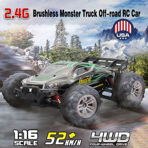 Electric Racing-Cars Off-Road with Extra-Car-Cover Hwcg3 1:16-52km/H Vehicle Remote-Control