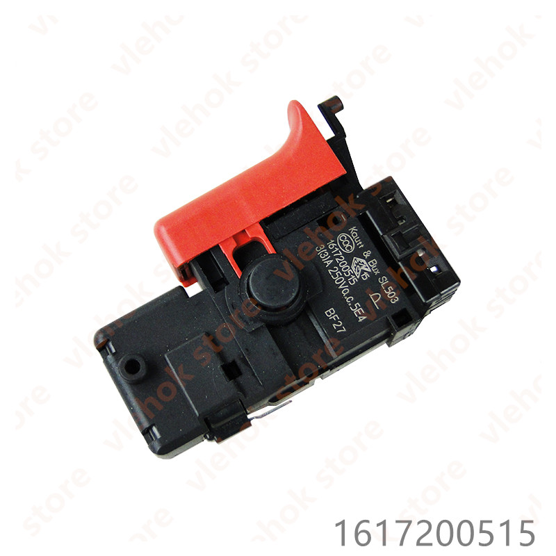 Switch For BOSCH PBH2500RE GBH200 PBH2600RE PBH2000RE PBH2500SRE PBH2200RE PBH2000SRE PBH2100SRE GBH2-18RE PBH2100RE 1617200515