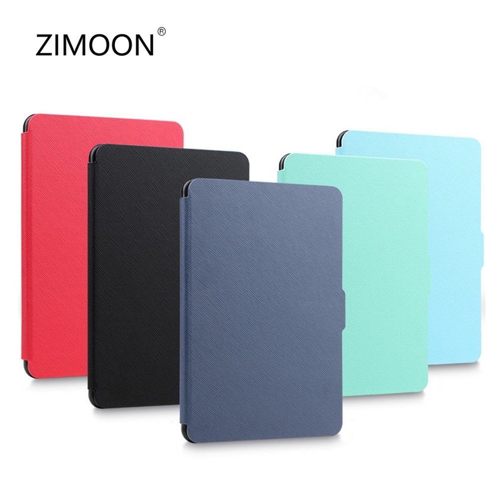 Magnetic Smart Case For Amazon Kindle 8th Gen 2016 Model 6' Tablet Case E-book Cover For Kindle 8th With Auto Wake Up/Sleep