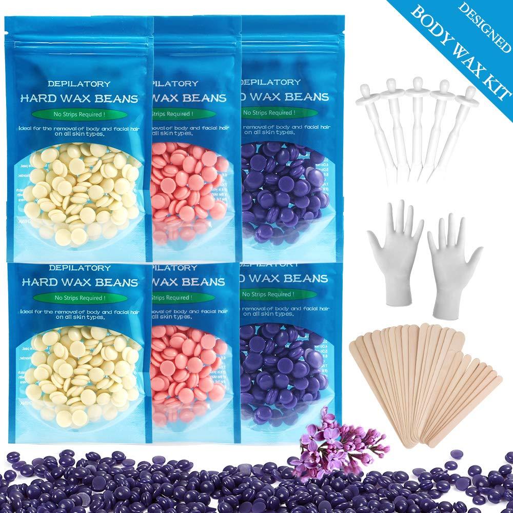 Wax warmer aquecedor melter depilação kits máquina
