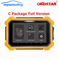 Only 12 20 OBD2 Diagnostic Tool BDSTAR X300 DP Plus X300 C Package Full Version 8inch Tablet Support ECU Programming Smart Key