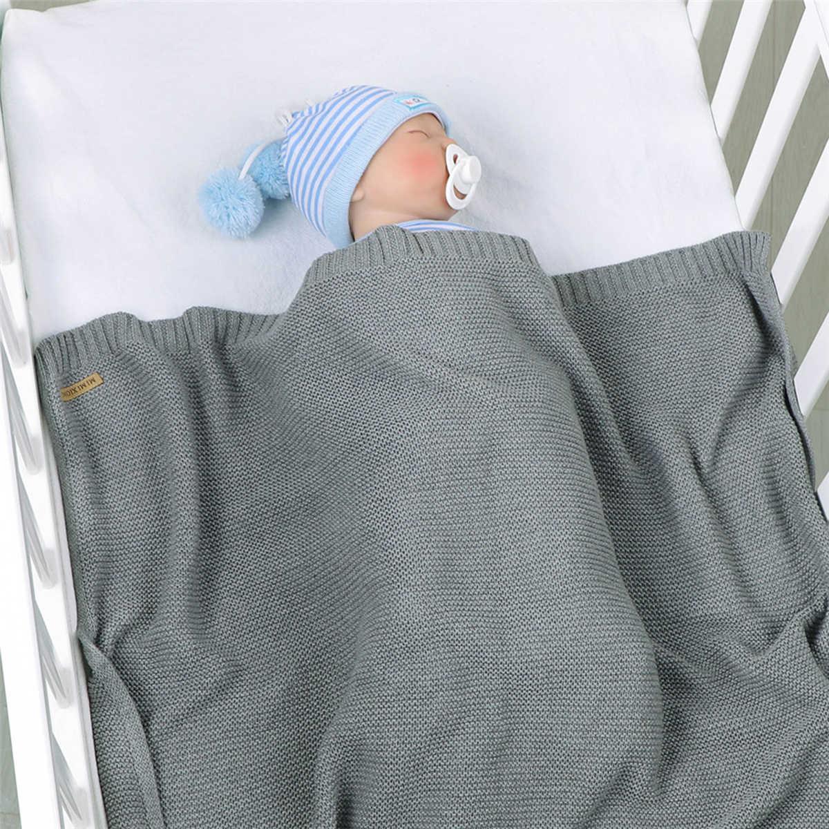 Imcute 2020 Weiche Baby Baumwolle Infant Bettwäsche Kindergarten Quilt Warm Krippe Eingestellt Bett Tröster Bettdecke Herbst Winter 100 x80cm 3 farben