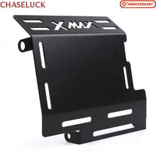 цена на For Yamaha Xmax 300 250 Xmax300 Xmax250 X-Max 2017-19 Lower Engine Bottom Guard Under Chasis Skid Plate Splash Protector Scooter