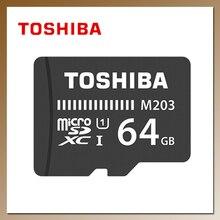 SDHC Micro-Sd-Card TOSHIBA Flash UHS-I Cartao-De-Memoria 128gb Sdxc Class-10 16GB M203