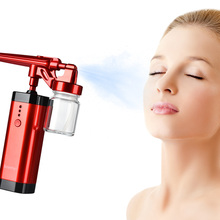 Nozzle Airbrush Kit Air Compressor 0.03mm Spray Gun Beauty Airbrush System Nail Manicure Air Brush Cake Decorating Brush Tattoo