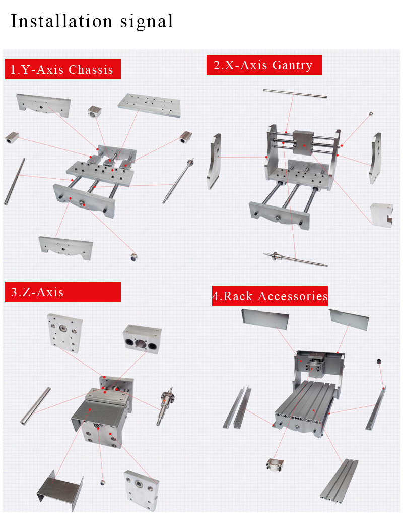 3040 CNC Frame 3axis (13)