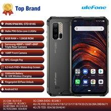 Ulefone Armor 7 Global Vision Smartphone Octa Core 8GB+128GB IP68 Rugged Mobile