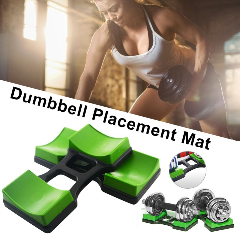 1Pair-Dumbbell-Bracket-Mat-Household-Dumbbell-Stand-Holder-Floor-Protection-Brackets-Indoor-Gym-Fitness-Training-Device