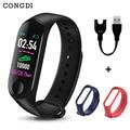 M3Plus Sport Smart-Armband Armband Armband Männer SmartBand Anruf Herz Rate Fitness Tracker M3 Plus Smart Uhr Für IOS Android