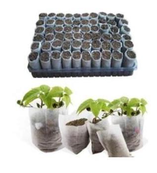 B11 ألوان فانغ ألوان سوداء سماكة النسيج وعاء النبات الحقيبة الجذر الحاويات تنمو حقيبة أدوات حديقة الأواني المزارعون لوازم