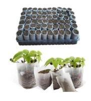 B11 cores fang cores engrossamento preto tecido pote planta bolsa recipiente de raiz crescer saco ferramentas jardim vasos plantadores suprimentos|Vasos p/ pendurar|   -