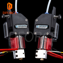 DFORCE Left Mirror BMG extruder and hotend Bowden Extruder  Dual Drive for 3d printer 3D MK8