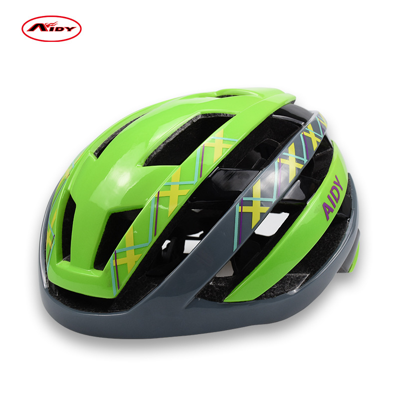Aidy Manufacturers Direct Selling PC Integrally Molded Riding Helmet Adult Men And Women Universal Style Wholesale Retail Custom