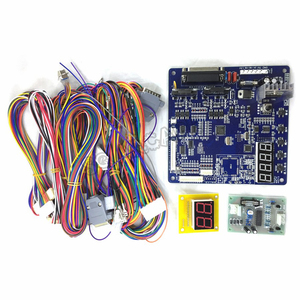 Crane Claw Machine ID Motherboard Game PCB Board With Cable Harness High Quality for Plug Toy Candy Vending Machine