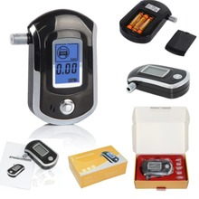 Breath-Alcohol-Tester Mouthpieces-At6000 Digital Professional with LCD Dispaly Dfdf Hot-Selling