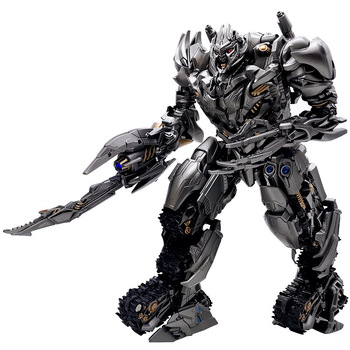 Deformation Robot Autobot Action Figure Collections Transformers LS-06 Tank Megatron Enlargen Metal Part Autobot Model 1