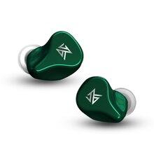 NEW KZ Z1 TWS Bluetooth 5.0 Wireless Earphones AAC Touch Control Earphones 10mm Dynamic Earbuds Sport Game Headset KZ S1 S1D S2