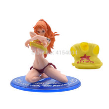 Een Stuk Figuur Nami Boa Hancock Vivi Perona Robin Pop Vinsmoke Reiju Pvc Action Figure Pop Collectible Model Toy