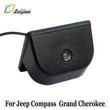 For Jeep Compass MP Grand Cherokee WK2 Cherokee KL 2014~2019 Car Backup Parking Camera / RCA HD Auto Rear view Reverse Camera
