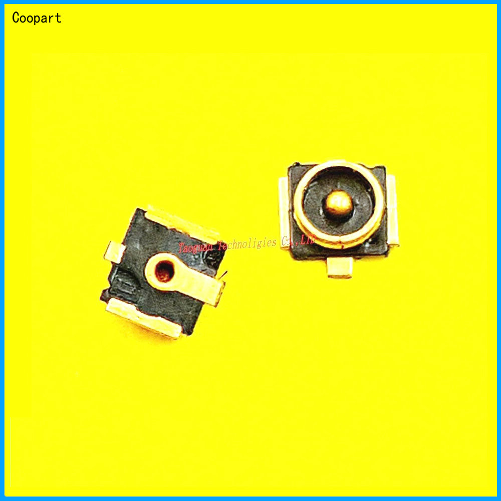 2pcs/lot Coopart New Wifi Signal FPC Connector For Xiaomi Mi 4 Mi 3 2A / Redmi 1S 2 Note 3G 4G Antenna Motherboard Connector