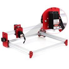 ขั้นสูง A3 เลเซอร์ DIY เดสก์ท็อปมินิแกะสลัก DIY เลเซอร์แกะสลักเครื่องตัด Printer 500 mW/2500 mW/5500 mW