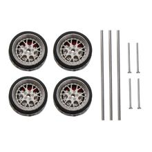 1:64 Car Wheels for Hotwheels  Car Models Kids Toys Multi-Size A1-A20