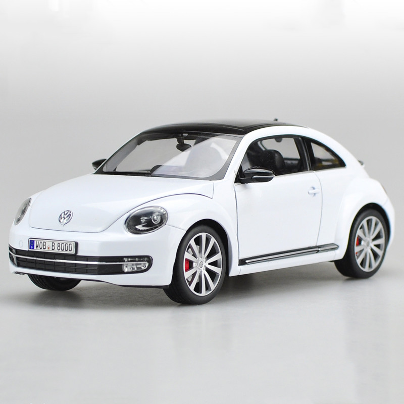 Best selling 1:18 simulation beetle zinc alloy model car,high-grade metal collection and exquisite gift model car,free shipping
