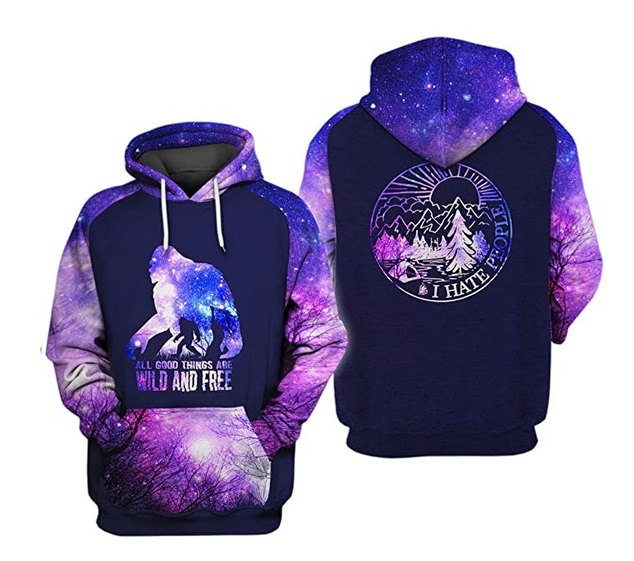 3D Hoodie Autumn Collection 1