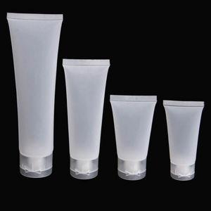 Image 3 - Tube cosmétique vide de voyage, à presser, pour nettoyage du visage, bouteille de crème pour les mains, Pot de Gel, 20/30/100 ml, 50/100 pièces